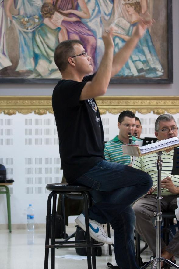 Con PROESO en Benifairó de la Valldigna (Valencia), octubre de 2011
