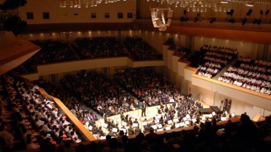 G. Instrum. y Coro PROESO. Palau de la Música de Valencia, 14.03.2010