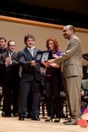 """Concierto de PROESO """"Melodies per Haití"""", sábado 1 de diciembre de 2012 en el Palau de la Música de Valencia, a beneficio de BUSF"""