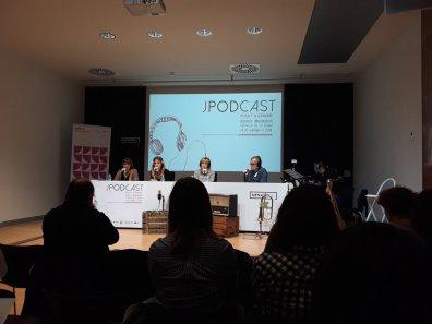 JPODCAST Cefire Artisticoexpressiu MENADO Espai Cultural 19 i 20 de gener de 2018 Amb Susanna Lliberós, Alba Veryser, Loli Femenia i Ignasi Climent